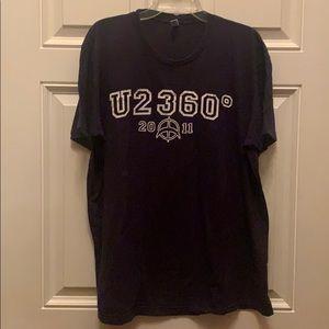 Men's U2 360* Tour T.